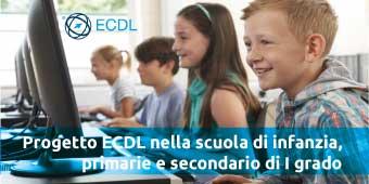 Progetto ECDL nella scuola primarie e secondario di I grado