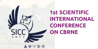 1st SCIENTIFIC INTERNATIONAL CONFERENCE ON CBRNE