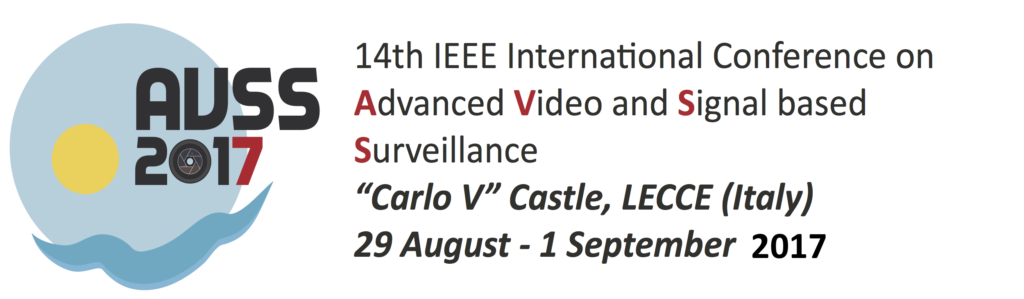 AVSS 2017 – 14th IEEE International Conference on Advanced Video and Signal based Surveillance