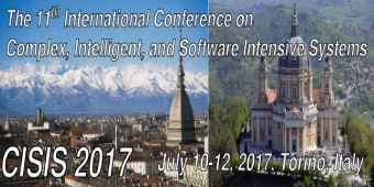 Conference. Complex, Intelligent and Software Intensive Systems (CISIS 2017)
