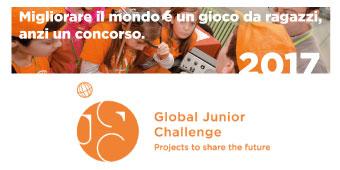 UpDate | Global Junior Challenge 2017 | Roma 25-27 ottobre 2017