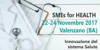 SMEs for HEALTH | 22-24 Novembre 2017