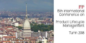 IFIP 15th International Conference on Product Lifecycle Management
