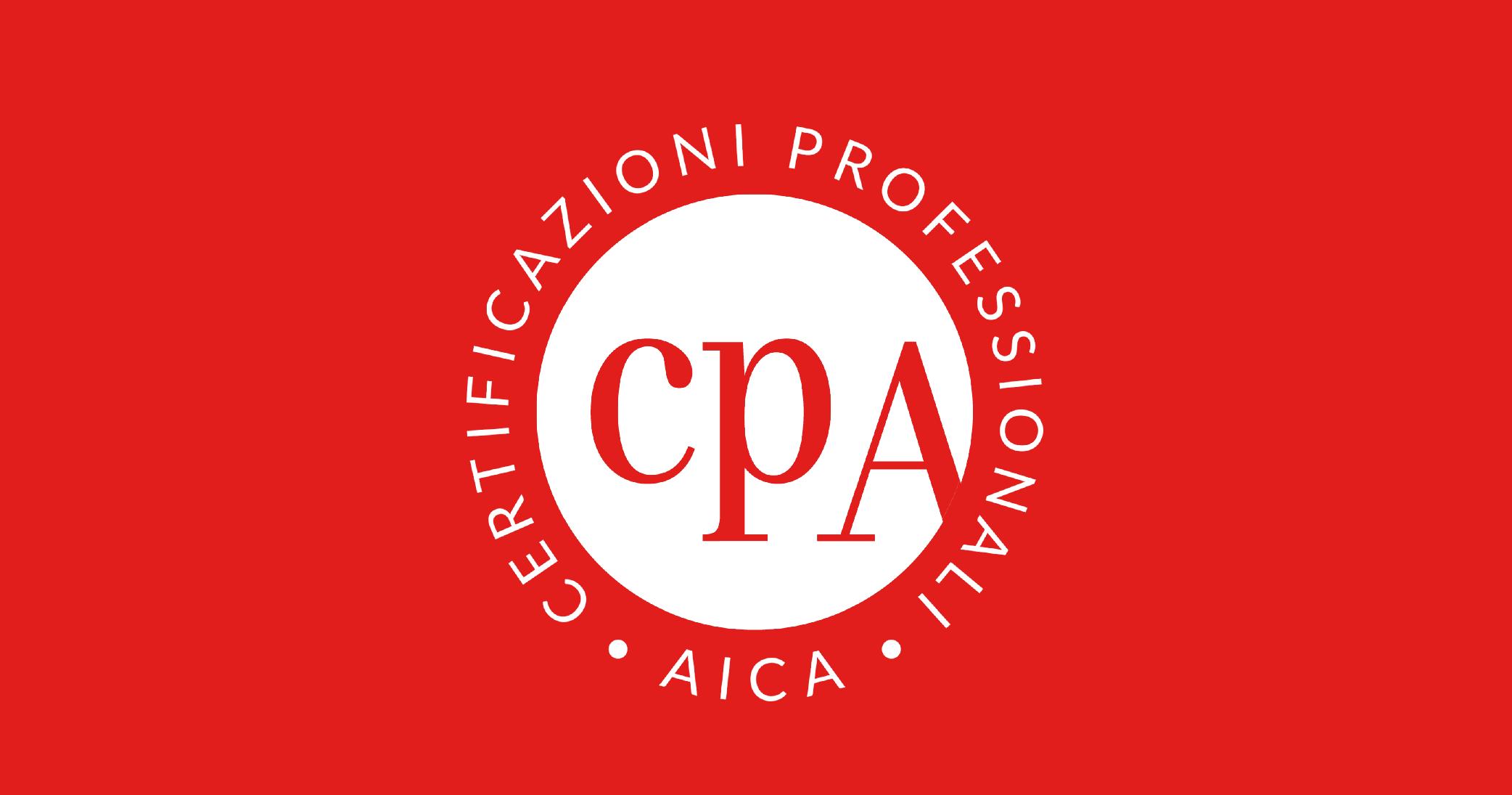 sfondo rosso - logo CPA