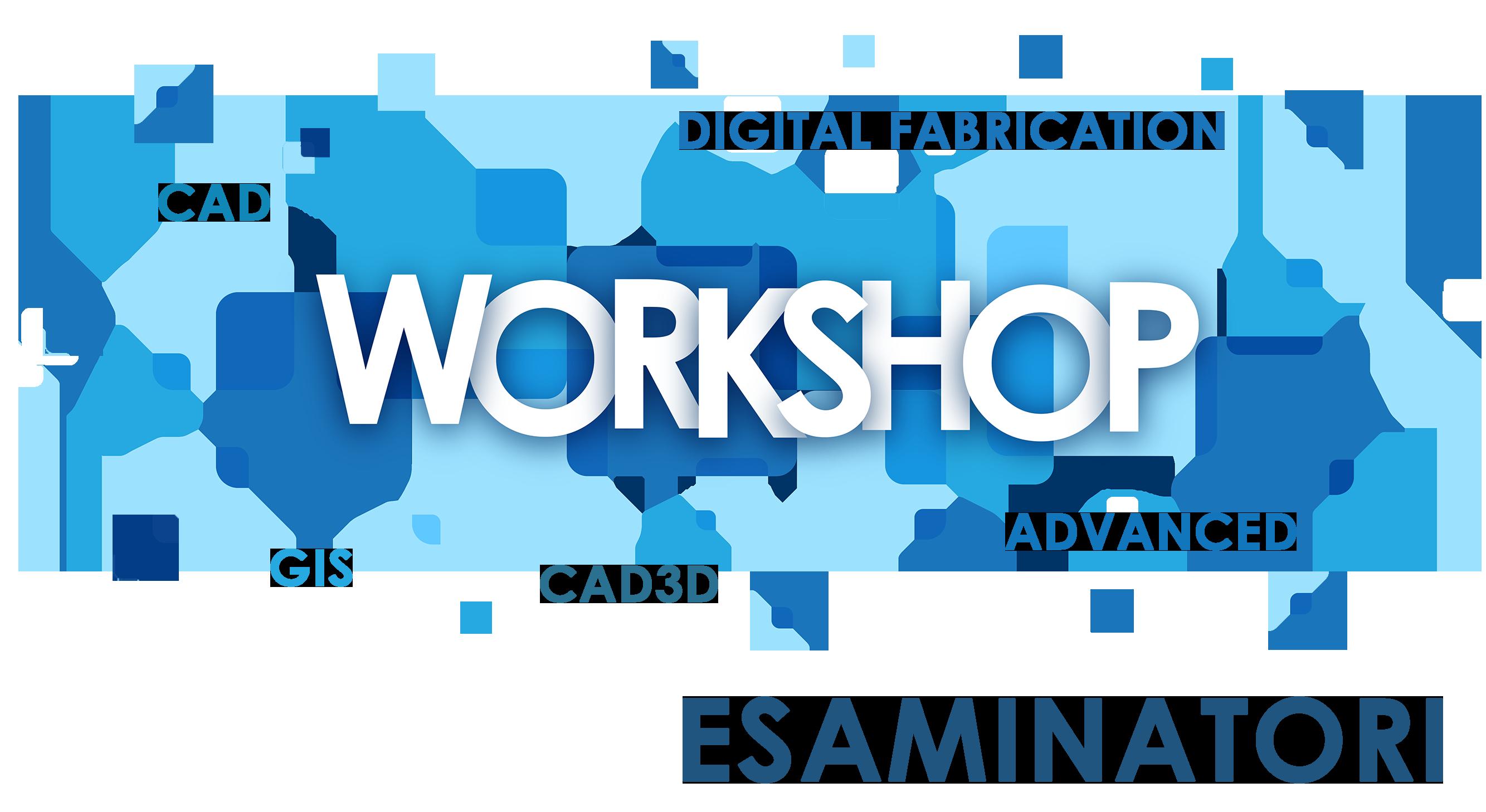 Workshop per Esaminatori CAD 3d
