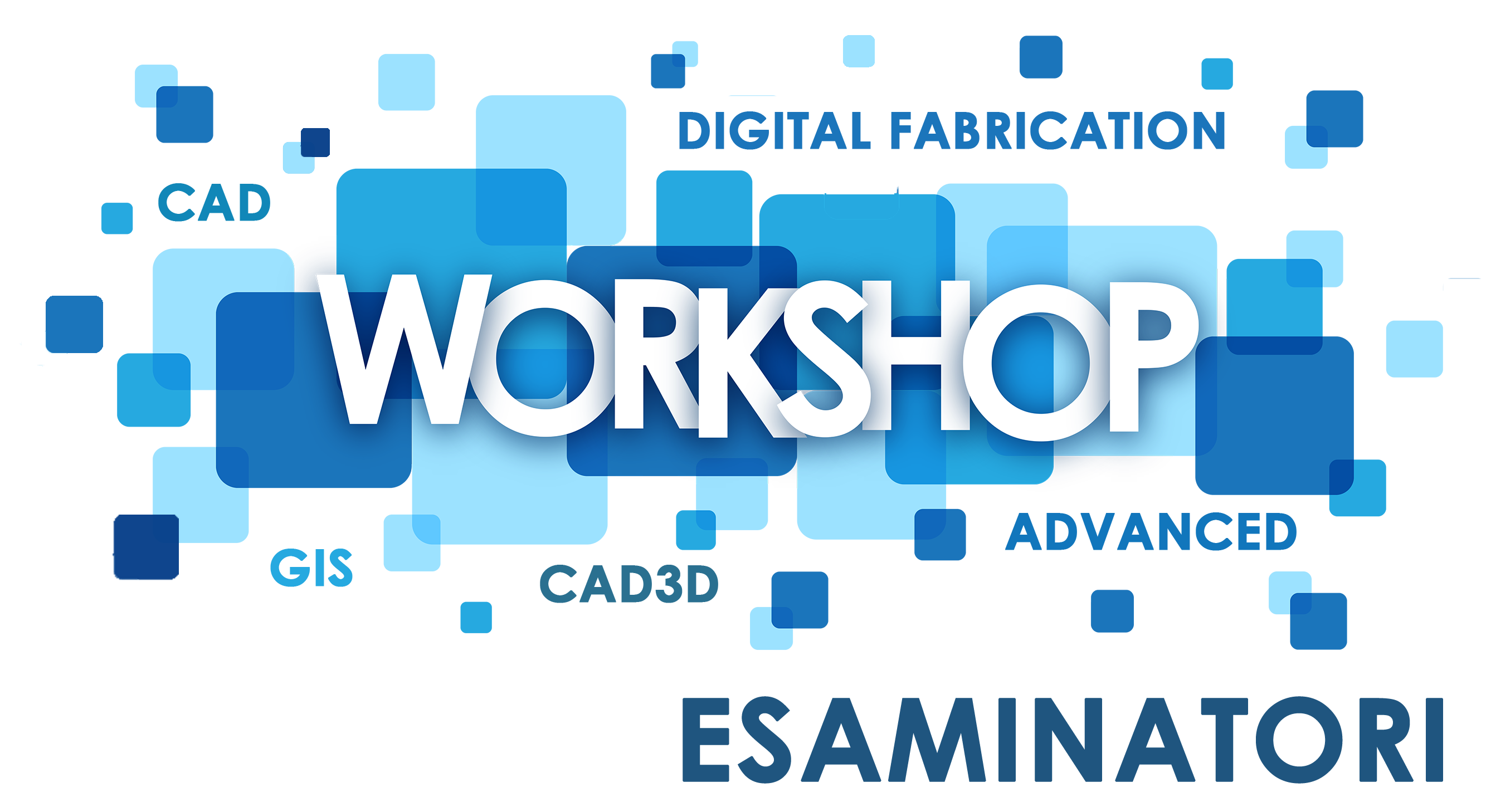 Workshop per Esaminatori GIS