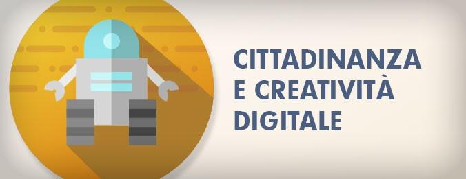Risultati immagini per cittadinanza e creatività digitale