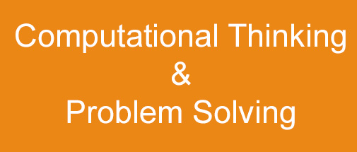 CT & PS - Problem Solving & Computational Thinking